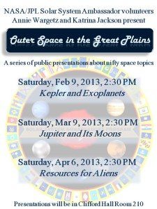 Outer Space in the Great Plains Flyer