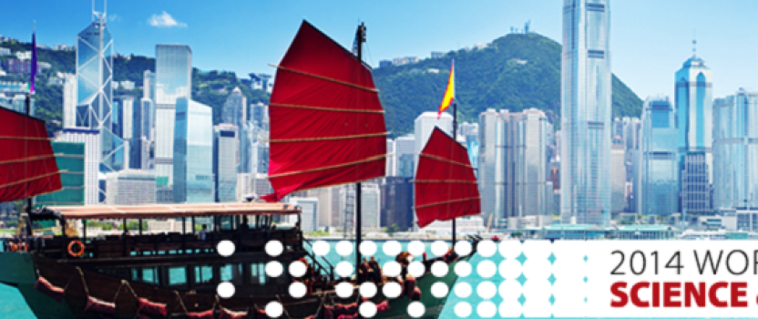 My Trip to a Science TV Conference in Hong Kong